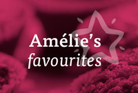 Amelie's favourite recipes