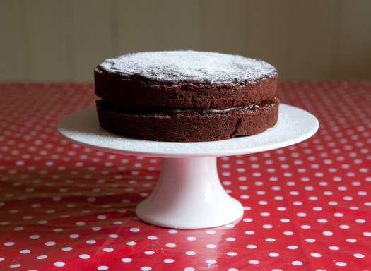 Ultimate Gluten Free Chocolate Cake